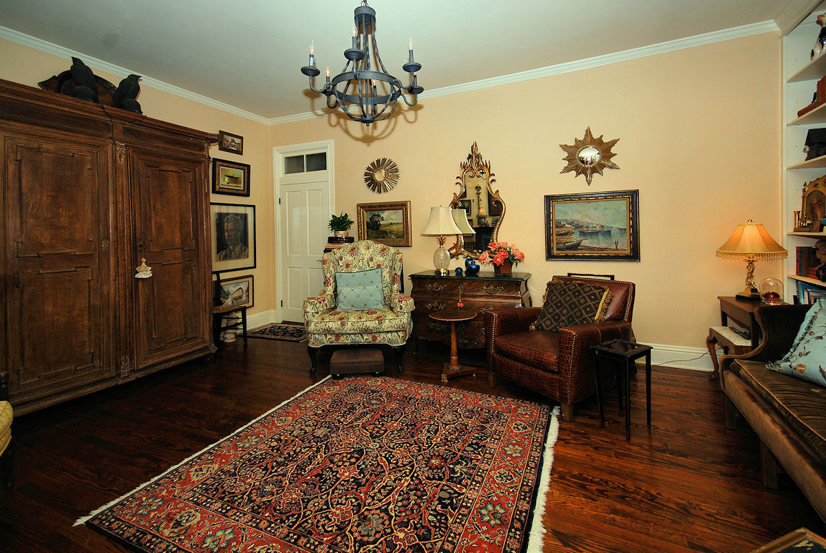 Florida st augustine real estate florida realty for The living room