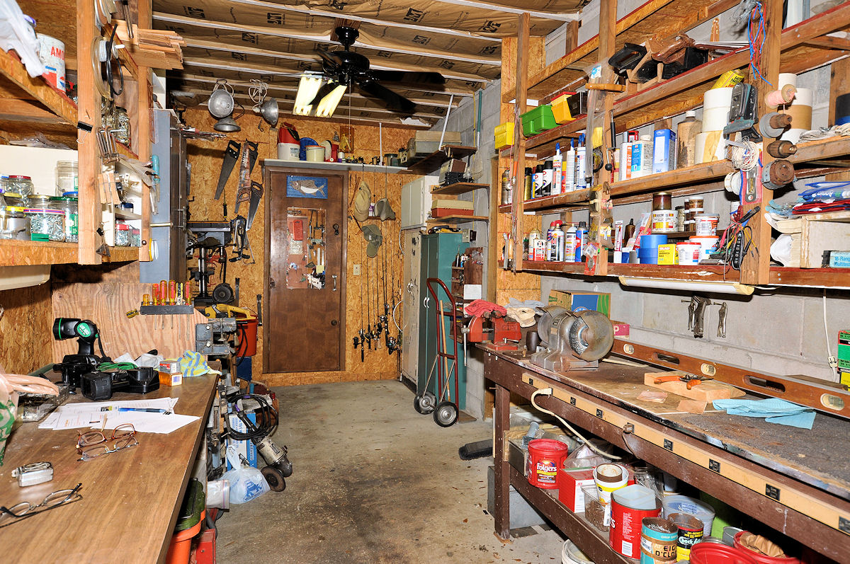 Organizing tools organized tools tool room organization ideas tool images frompo - Garage work shop photos ...