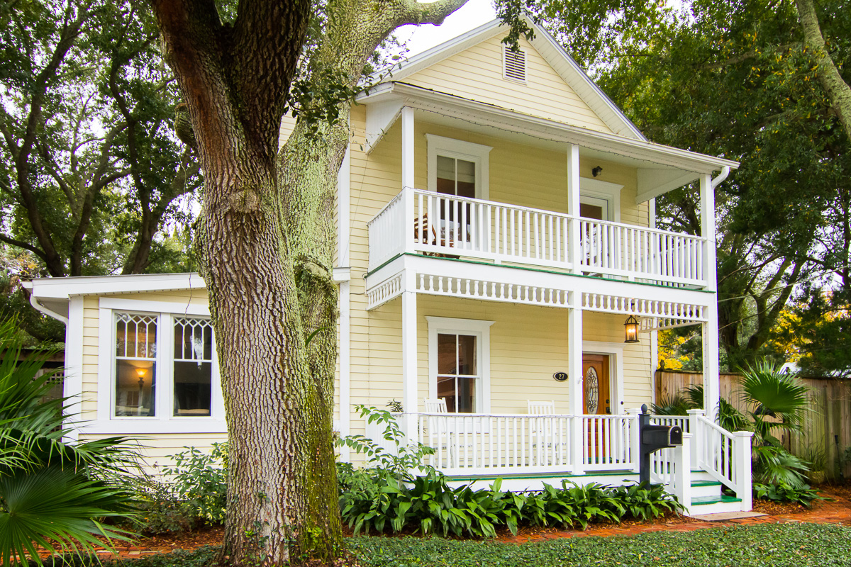 Florida st augustine real estate florida realty for Victorian homes for sale florida